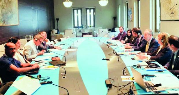 حقوق الإنسان تشارك في اجتماع الطاولة المستديرة بمدريد