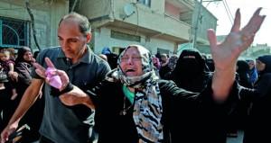 غزة تشيع شهداء جمعة (انتفاضة الأقصى) .. ووفد من حماس يبحث في القاهرة تصاعد التوتر بالقطاع