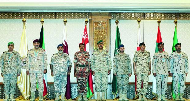 رؤساء أركان الجيوش الخليجية يبحثون تفعيل القيادة الموحدة