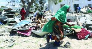 الصومال: 3 قتلى في هجوم بـ(مفخخة) في مقديشو