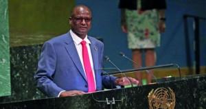 جنوب السودان واثقة من نجاح اتفاق السلام الأخير مع المتمردين