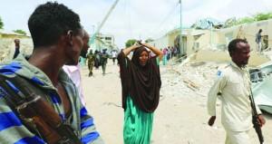 الصومال : مقتل 6 في هجوم لـ(الشباب) بمقديشو