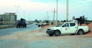 ليبيا: (الوفاق) تطالب بإجراءات دولية صارمة مع تجدد الاشتباكات بطرابلس