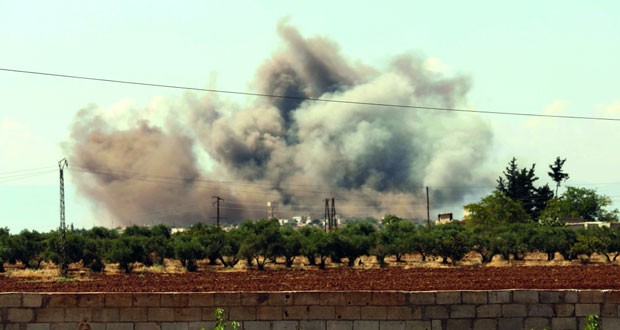 سوريا ترى أن منطقة خفض التصعيد في إدلب سقطت والجيش يعزز انتشاره بتلول الصفا