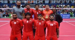 منتخبنا الوطني للسيباكتكراو يستهل مشواره في بطولة تايلاند بالفوز على ألمانيا وسيرلانكا