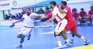 منتخبنا لناشئي اليد يخسر أمام البحرين ويلاقي اليوم السعودية للتعويض