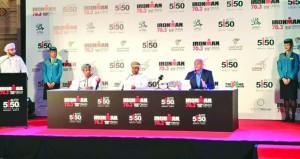 اليوم … اللجنة المنظمة لسباق الرجل الحديدي تفصح عن مسار وتحضيرات الاستضافة