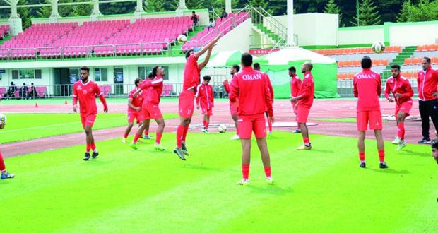في البطولة الآسيوية للجامعات الأحمر الجامعي يسعى لخطف النقطة السادسة أمام اليابان