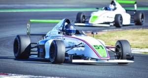 شهاب الحبسي يحقق المركز الرابع في بطولة أوروبا للفورمولا 4