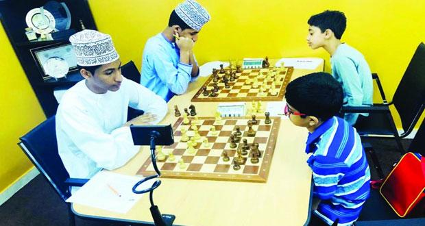 ختام معسكر منتخبنا الوطني للفئات العمرية للشطرنج بمشاركة 10 لاعبين