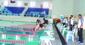 في ختام بطولة أندية الداخلية للسباحة.. البشائر يتوج بالمركز الأول وبهلاء ثانيا ونزوى ثالثا