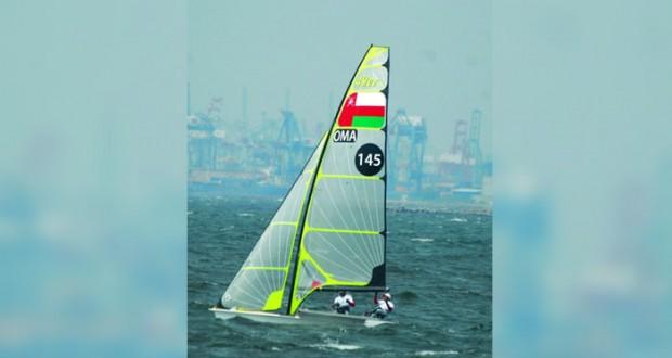عودة فريق عُمان للإبحار بعد المشاركة في دورة الألعاب الآسيوية بجاكرتا