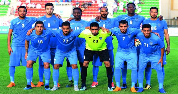 في ختام الجولة الخامسة لدوري عمانتل .. نادي عمان يبحث عن بوادر (الأمان) في مواجهة صحم (الجريح)