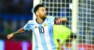 """ميسي يثير التكهنات حول عودته للمنتخب الأرجنتيني بصورته على """"انستجرام"""""""