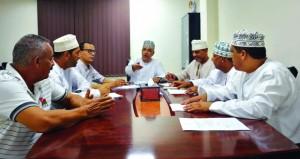 لجنة مسابقات الطائرة تعقد اجتماعها الرابع