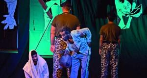 مهرجان الدن العربي يبعث بقاضاياه الإنسانية ضمن رسائل فنية عربية معبرة