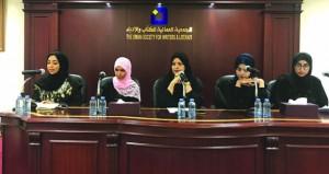 أمسية تحتفي بشاعرات عمانيات بالجمعية العمانية للكتاب والأدباء