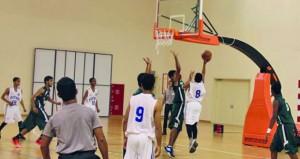 في بطولة الأشبال لكرة السلة صحار يواجه المضيبي والسيب يلاقي الاتفاق