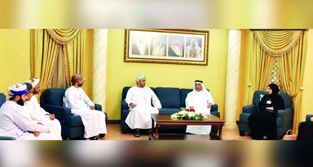 """موظفو """"الشورى"""" يطلعون على تجربة مجلس النواب البحريني"""