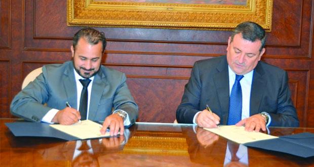 """اتفاقية تعاون بين """"العمانية للسينما """" ومدينة الإنتاج الإعلامي المصرية"""