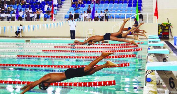 اليوم انطلاق بطولة أندية محافظة مسقط للسباحة للأعمار السنية