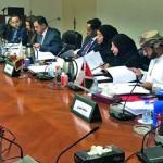 بحث التنسيق بين إدارات التعاون الدولي بوزارات العدل العربية وقانون جاستا وآثاره