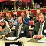 """السلطنة تشارك في اجتماعي الأمناء العامين و""""منتدى الشباب """" بالاتحاد البرلماني الدولي"""