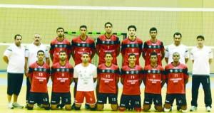 منتخبنا الوطني الأول للكرة الطائرة يختار تونس مقرا لمعسكره الخارجي