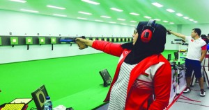 إنجازات كبيرة تحققها المرأة العمانية في مختلف الأنشطة وفعاليات الرياضية