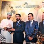 هويشل الشكيلي يفوز بالمركز الثالث في مسابقة تصوير الجواد العربي