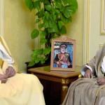 الوزير المسؤول عن شؤون الدفاع يتسلم رسالة من ولي العهد السعودي