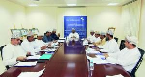 مجلس إدارة جمعية الصحفيين العمانية يبحث نشاطاته خلال الفترة القادمة