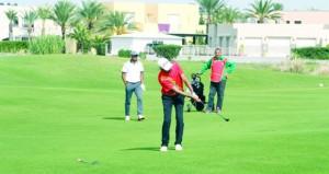 نتائج متواضعة لمنتخبنا في اليوم الأول بالبطولة العربية للجولف بتونس