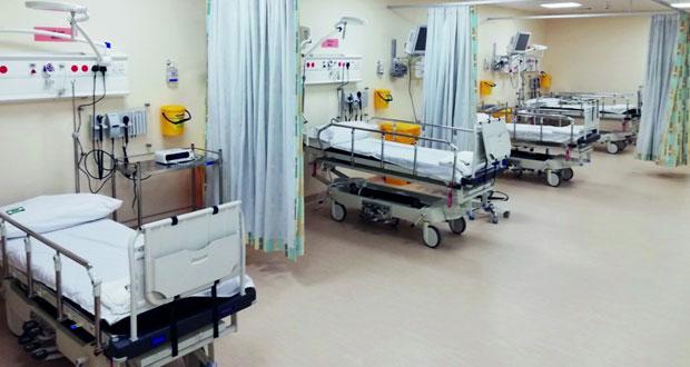 تشغيل (الطوارئ والحوادث) بمستشفي جعلان بني بوعلي
