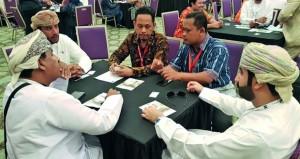 وفد تجاري عماني يبحث الفرص الاستثمارية والتجارية في أندونيسيا