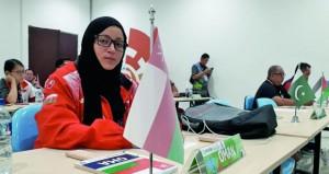 منتخباتنا الوطنية لألعاب القوى لذوي الإعاقة تشارك في البارالمبية الآسيوية