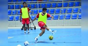 منتخبنا الجامعي يشارك في منافسات البطولة العربية الجامعية لكرة القدم بالصالات