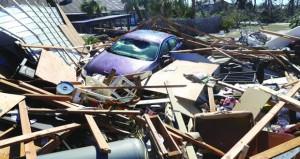 آمال العثور على ناجين من الإعصار مايكل في ولاية فلوريدا الأميركية تتضاءل