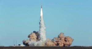 فشل إطلاق صاروخ فضاء صيني