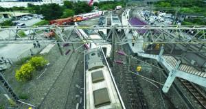 مقتل 22 شخصا وإصابة 170 في حادث قطار شرقي تايوان
