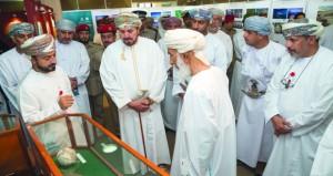 """42 ورقة عمل تقدم رؤية المؤتمر الدولي """"تراث عمان البحري"""" بجامعة السلطان قابوس"""