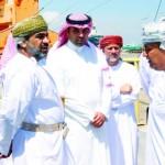 السلطنة والسعودية تستعرضان مجالات التعاون الاقتصادي والتجاري المتاحة بمنطقة الدقم الاقتصادية