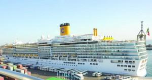موانىء السلطنة تستعد لاستقبال 150 سفينة سياحية عملاقة