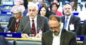 السلطنة تشارك في أعمال الدورة 45 للجنة الأمن الغذائي العالمي بروما