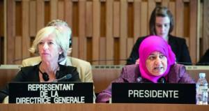 السلطنة تترأس اجتماع لجنة البرامج والعلاقات الخارجية باليونسكو
