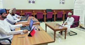 115 مشاركاً يتنافسون في مسابقة السلطان قابوس للقرآن الكريم الـ(28) بمركز سمائل