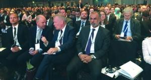 السلطنة تشارك في مؤتمر واجتماع حول مكافحة الفساد بالدنمارك