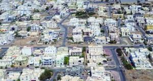 منح 25 ألفاً و953 قطعة أرض سكنية بمحافظات السلطنة بنهاية سبتمبر الماضي