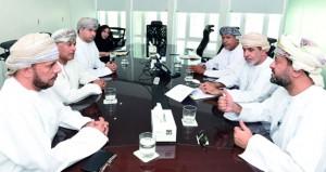 """جمعية الصحفيين العمانية تبحث التعاون والشراكة مع """"عمران"""""""