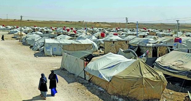 سوريا تؤكد أنها تولي أهمية قصوى لعودة هؤلاء اللاجئين والنازحين